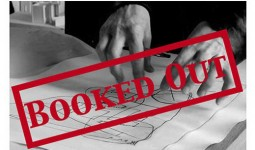 Booked Out announcement - Irish Architecture Foundation