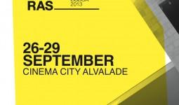 Flyer - Arquiteturas Film Festival, Lisbon